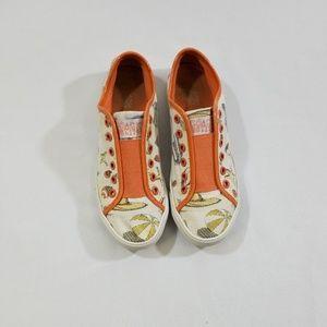 Coach Bev Womens Elastic Fashion Sneakers 7.5